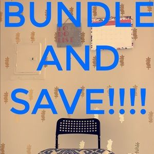 Don't forget to bundle and save!!!
